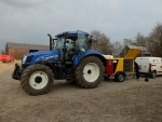 New Holland T6.165 AdBlue 92 kW / 125 KM