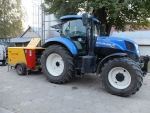 New Holland T7.170 92 kW / 125 KM