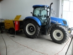 New Holland T6.150 89 kW / 121 KM