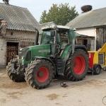 Fendt Vario 413 99 kW / 135 KM