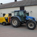 New Holland T5060 78 kW / 106 KM
