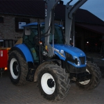 New Holland T5.95 73 kW / 99 KM