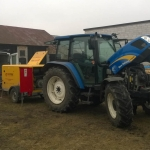 New Holland T5040 63 kW / 86 KM
