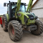 Claas Arion 430 88 kW / 120 KM