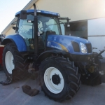 New Holland T6050 93 kW / 126 KM