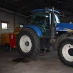New Holland T7030 123 kW / 167 KM