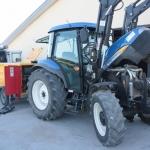 New Holland TD5030 60 kW / 82 KM