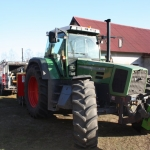 Fendt Favorit 816 121 kW / 165 KM