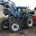 New Holland TD5050 70 kW / 95 KM