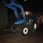 New Holland TD5020 53 kW / 72 KM