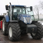New Holland T7.270 192 kW / 262 KM