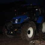 New Holland T6.120 81 kW / 110 KM