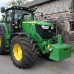 John Deere 6170R 147 kW / 200 KM