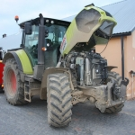 Claas Arion 530 105 kW / 142KM