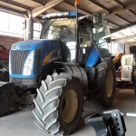 New Holland T8020 182 kW / 248 KM