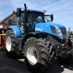 New Holland T7.220 160 kW / 218 KM