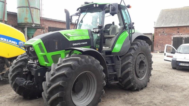Deutz Fahr Agrotron 250 TTV 194 kW / 263 KM