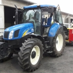 New Holland T6020 82 kW / 112 KM Common Rail