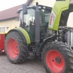 Claas Arion 410 74 kW / 101 KM