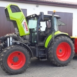 Claas Arion 420 CIS 81 kW / 110 KM
