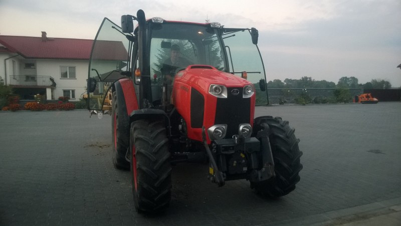 Kubota tractors – deactivation of EGR and DPF already