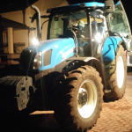 New Holland T6.155 103 kW / 140 KM