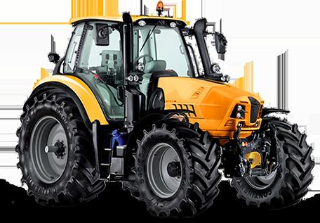 traktor hamownia