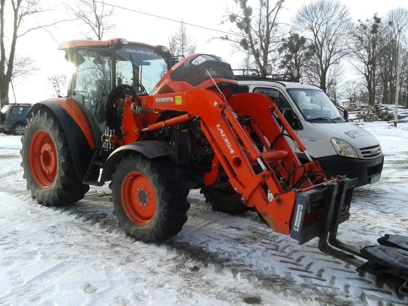 Kubota M9960 77 kW / 105 KM