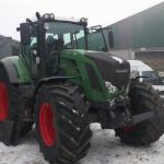 Fendt 824 Vario 176 kW / 240 KM