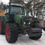 Fendt 714 Vario 107 kW / 145 KM
