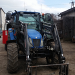 New Holland TL90A 67 kW / 90 KM
