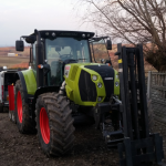 Claas Arion 620 110 kW / 150 KM