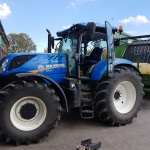 New Holland T7.260 Tier 4B 172 kW / 234 KM
