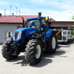 New Holland T7.200 149KW / 202KM
