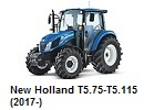 New Holland T5.75-T5.115 (2017-)