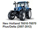 New Holland T6010-T6070 Plus/Delta (2007-2012)