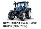 New Holland T6030-T6090 RC/PC (2007-2012)