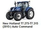 New Holland T7.275-T7.315 (2015-) Auto Command