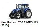New Holland TD5.85-TD5.115 (2015-)