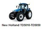 New Holland TD5010-TD5050