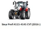 Steyr Profi 4115-4145 CVT (2016-)