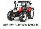 Steyr Profi 4110-6140 (2012-16)