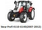Steyr Profi 4110-6140(2007-2012)