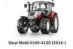 Steyr Multi 4100-4120 (2016-)