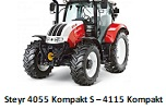 Steyr 4055 Kompakt S – 4115 Kompakt (2011-)