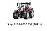 Steyr 6130-6230 CVT (2011-)