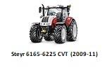 Steyr 6165-6225 CVT  (2009-11)