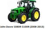 John Deere 5080R-5100R (2008-2013)