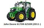 John Deere 6170R-6250R (2011-)
