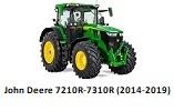 John Deere 7210R-7310R (2014-2019)
